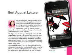Best iPhone Apps: At Leisure intro