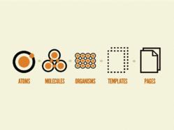 Atomic Design elements