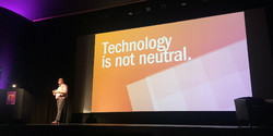 Technology is not neutral—Cennydd Bowles