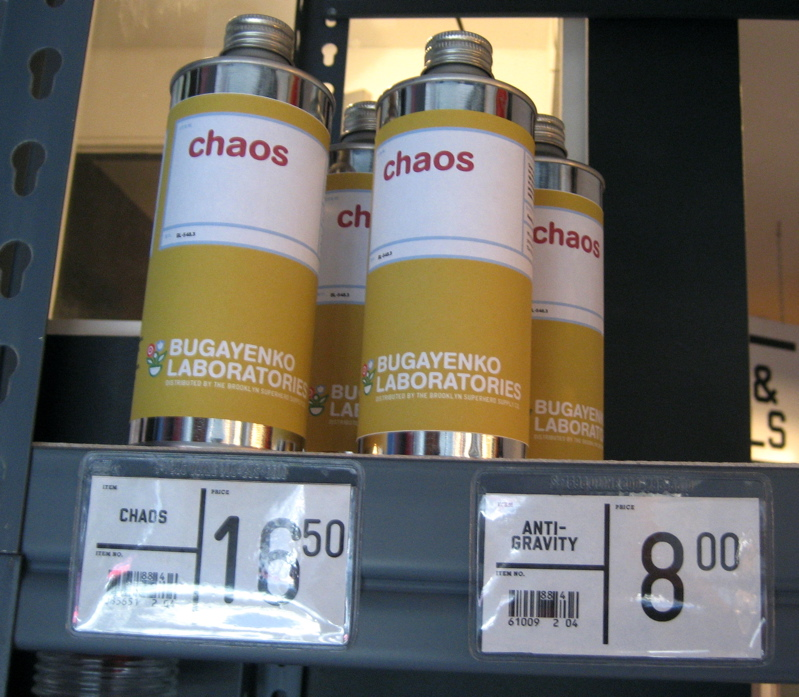 Canned Chaos