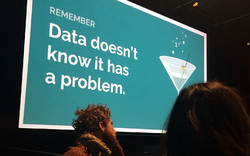 Data doesn't know it has a problem—Sonia Koesterer