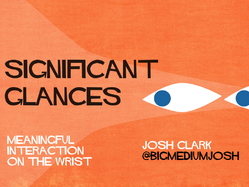 Significant Glances - title slide