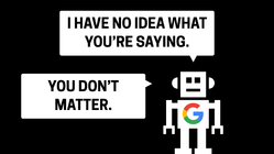 Google Assistant: You don't matter