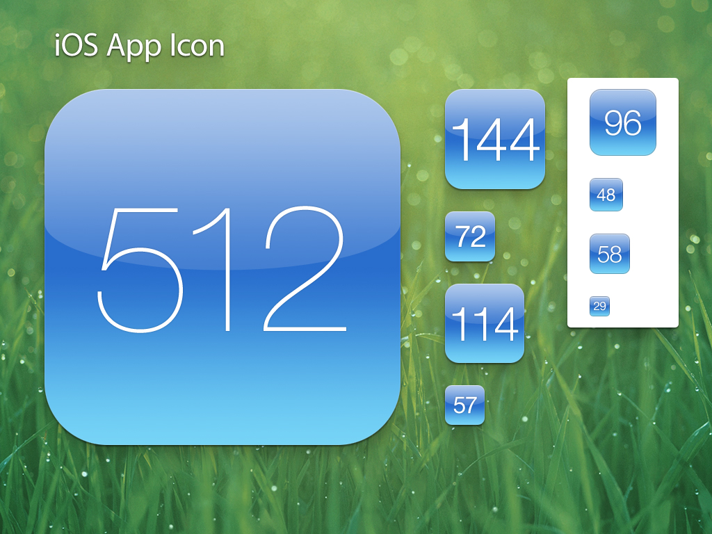 Louie Mantia's Photoshop template for iOS icons-2