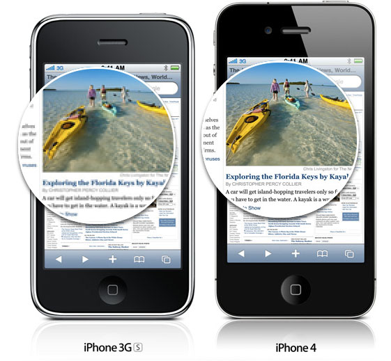 Iphone 3gs Dimensions vs Iphone 4 Iphone 4 vs Iphone 3gs Display