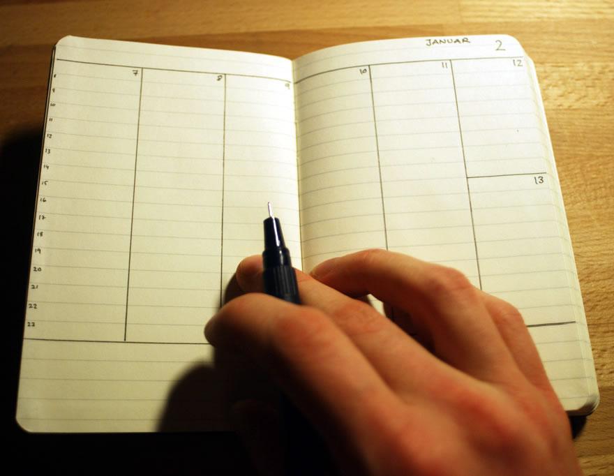 Journal Grid