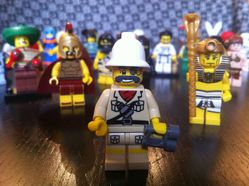 Lego anthropology