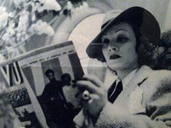 Vu - Marlene Dietrich