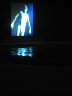 The Messenger by Bill Viola