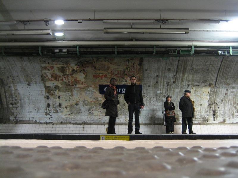 Design Treasures Found and Lost in the Paris Métro | Big Medium