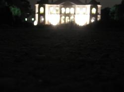 Musée Rodin at night