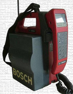 Bosch Mobile Phone