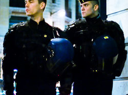 Paris - Gendarmes