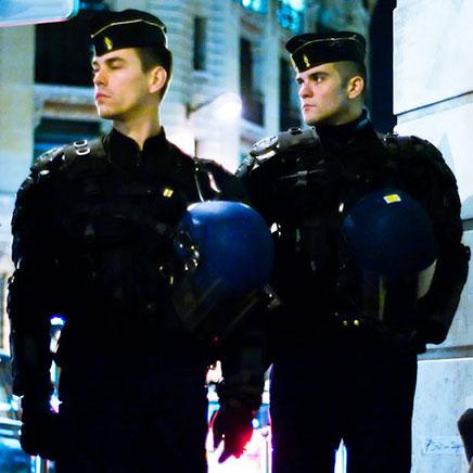 Paris - Gendarmes