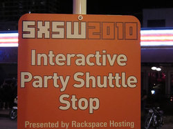 SXSW Party Shuttle