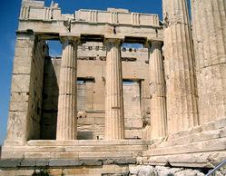 Acropolis - Propylaea