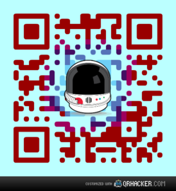Future Friendly QR code