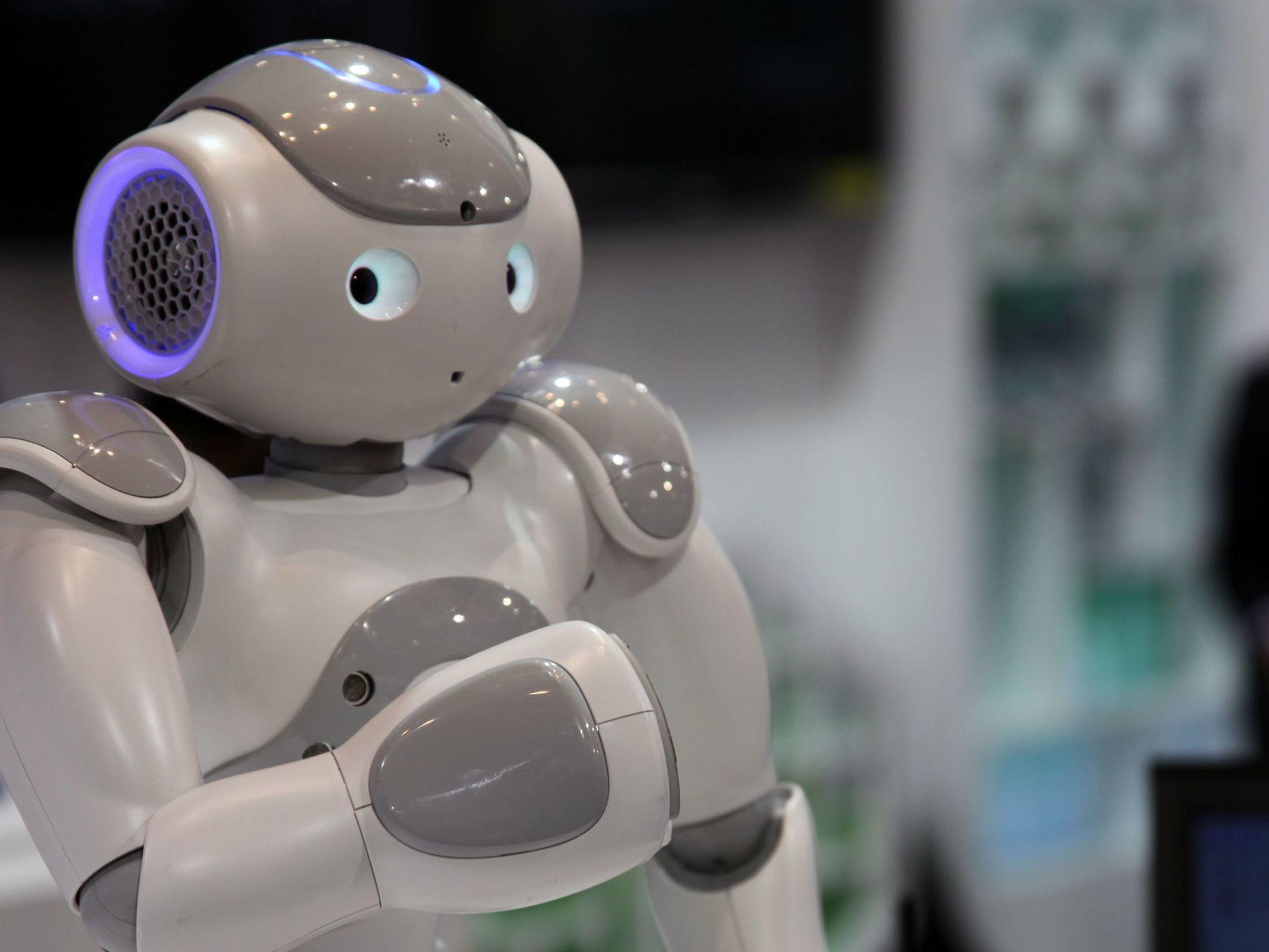Роботы в нашей жизни картинки