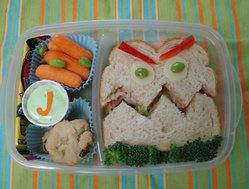 Grouchy sandwich