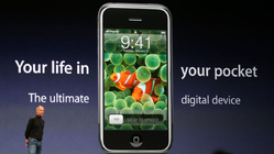 Steve Jobs and the iPhone: Your life in your pocket