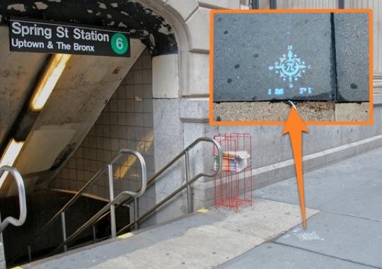 NYC Subway Compass