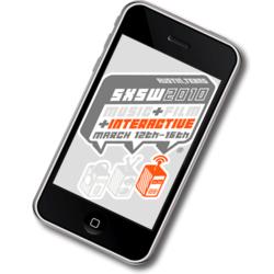 SXSW iPhone