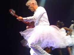 David Byrne at Olympia