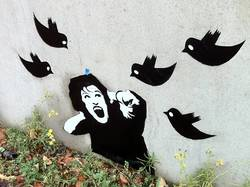 Twitter attack (photo by Alex Ingram)